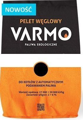 Varmo Pelet Pellet węglowy ekogroszek węgiel OPAŁ 800 kg paleta
