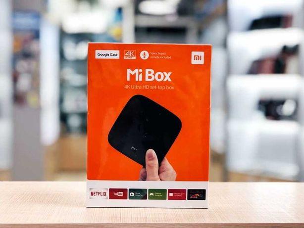 Smart TV Xiaomi Mi Box S 2/8Гб