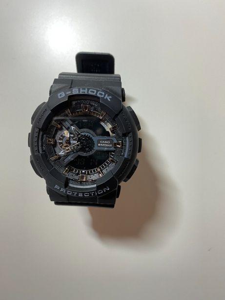 G-Shock stan idealny czarny