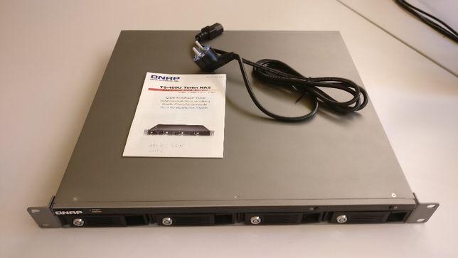 Qnap TS-409U 2x1TB serwer NAS