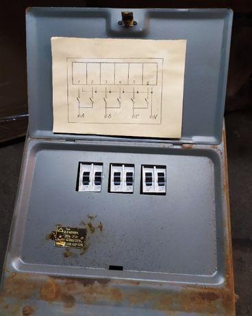Электрощиток, щиток освещения ЩА-601УХЛ4