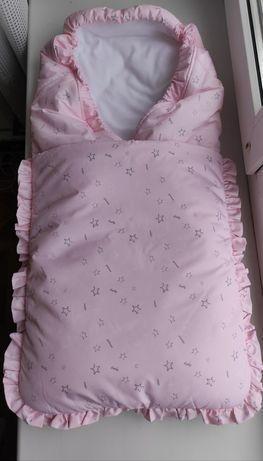 Конверт-одеяло.Зима