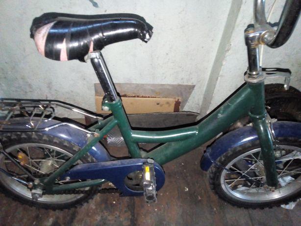 Детский велосипед от 3 - 6 лет