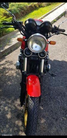 Honda CB  CB1100F SUPER BOLDOR