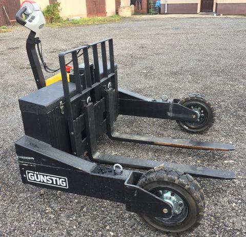 Paleciak terenowy elektryczny Gunstig WP130RT wózek widłowy