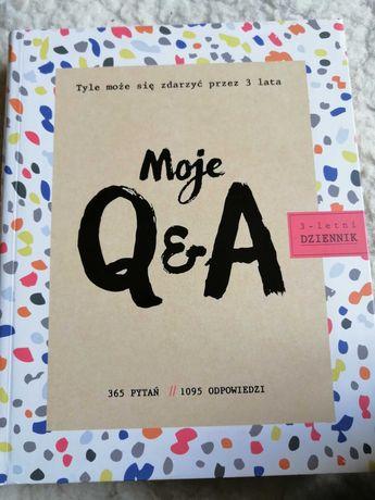 Moje Q&A trzyletni dziennik