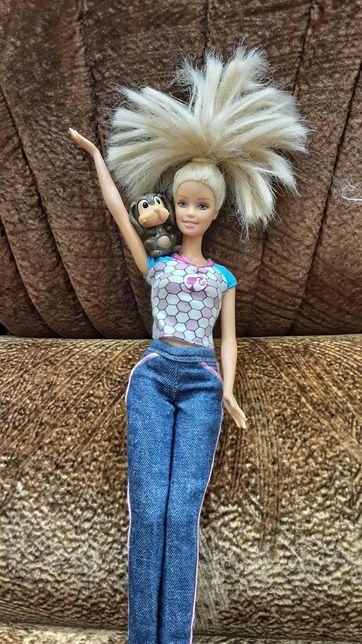 Настоящая Барби с собачкой от Маттел