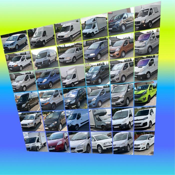 wynajem wypożyczenie samochodu wypożyczalnia samochodów busów osobowe Konin - image 1