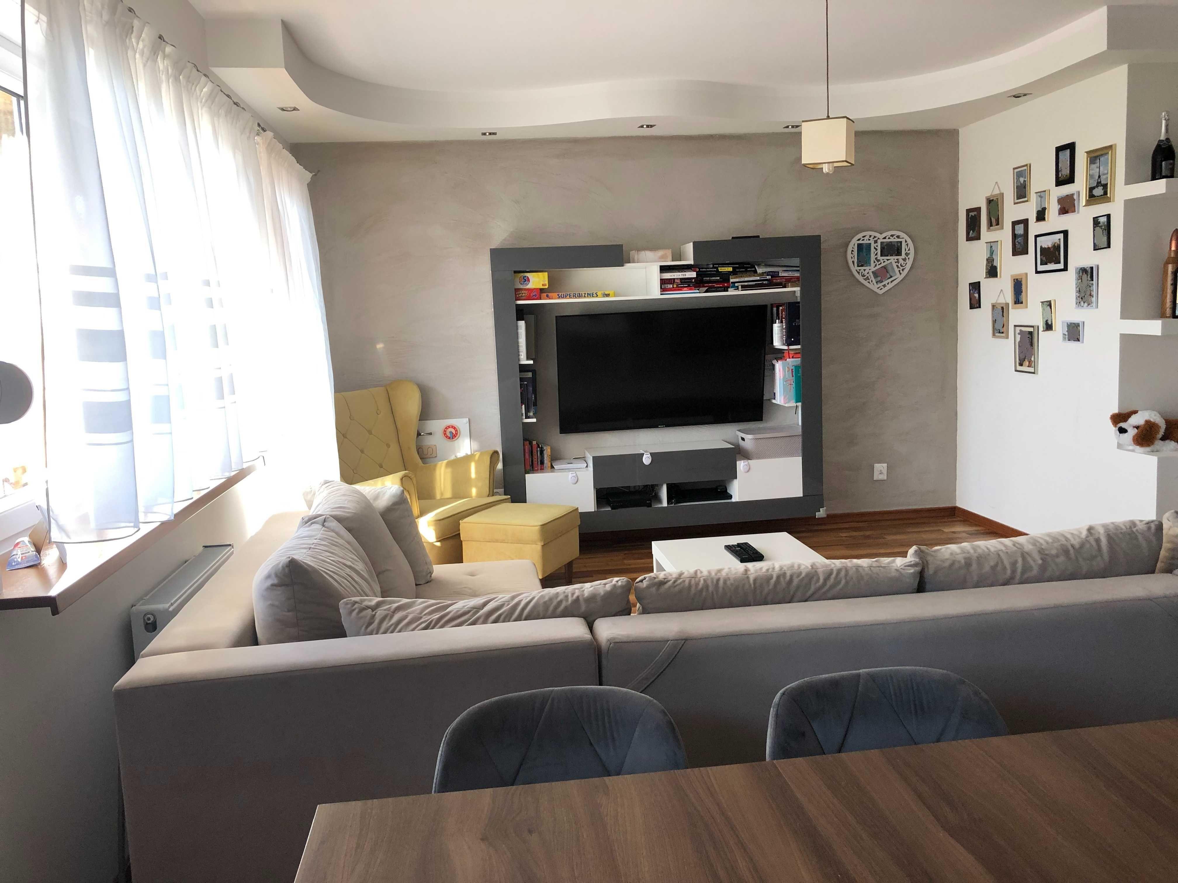 Przestronne mieszkanie M.Skłodowskiej-Curie