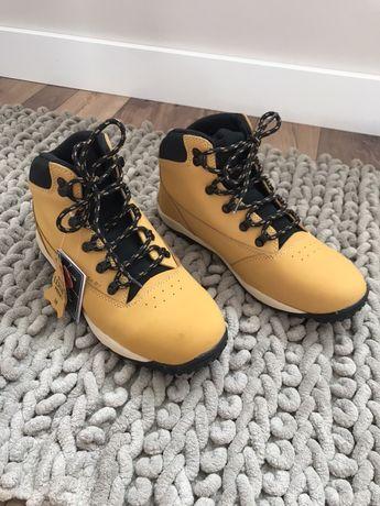 Nowe skorzane buty rozmiar 43