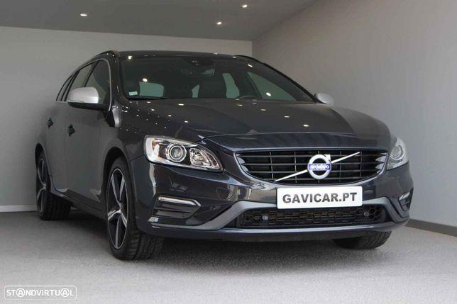 Volvo V60 2.4 D6 R-Design AWD Phev