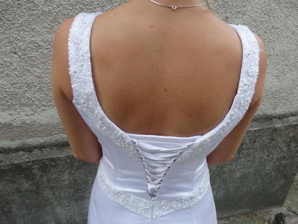 Suknia ślubna rozmiar38