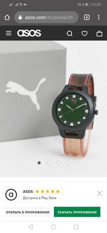 Часы Puma original contour