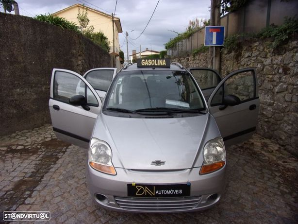 Chevrolet Matiz 0.8 SE