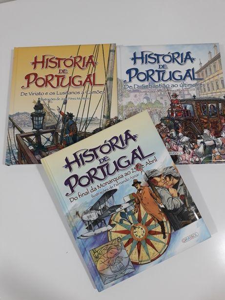 Livros Coleção História de Portugal