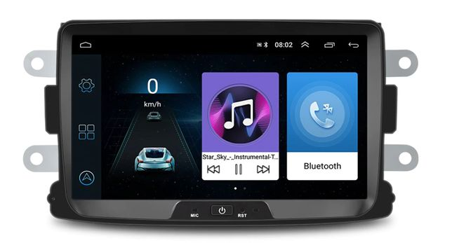 Radio nawigacja ANDROID Dacia Duster Sandero Logan Dokker GPS WiFi USB