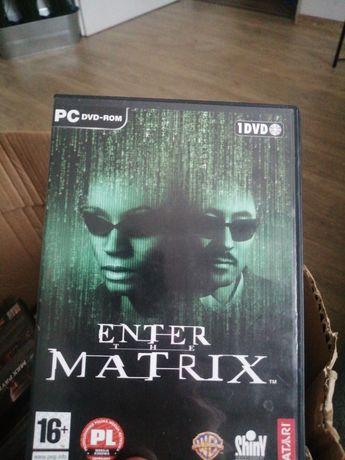 Enter the matrix PC