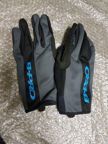 Luvas de ciclismo B-PRO, novas, tamanho XL