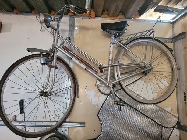 Varias bicicletas