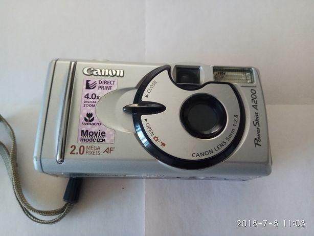 Aparat fotograficzny CANON Power Shot A200