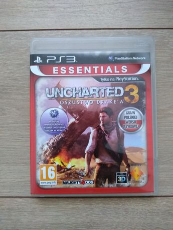 Uncharted 3 ps3 pl