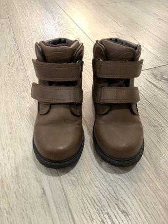 Теплі чобітки від H&M