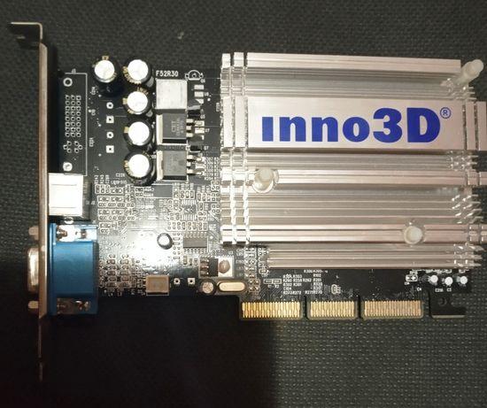 Видеокарта Inno3d mx440 8x 128mb