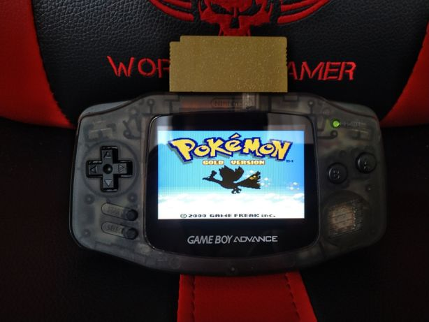 Gameboy Advance LCD IPS Funnyplaying V2