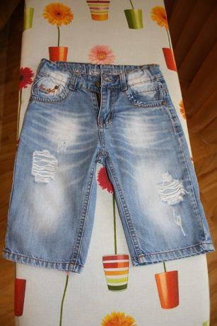 Продам джинсові шорти на хлопчика 8-9 рочків 128р. Ідеальний стан.