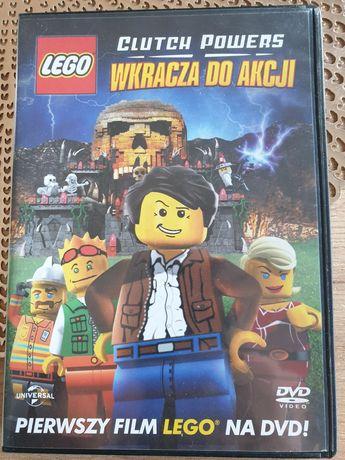 Film Lego Clutch Powers Wkracza do Akcji