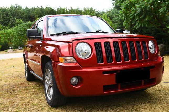 Jeep PATRIOT 2.0 CRD LIMITED Najbogatsza wersja!
