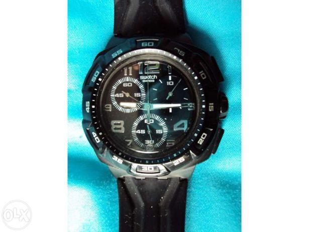 Relógio cronógrafo Swatch Suib400