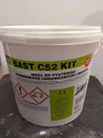 Masa do systemów kominowych Bast C52 3kg