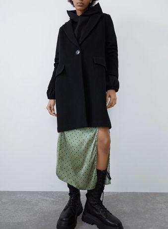Трендовое пальто Zara