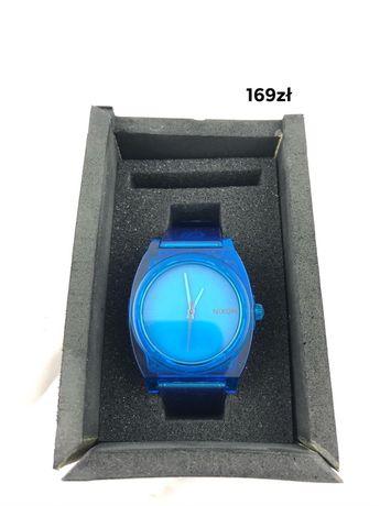 Zegarek Nixon niebieski