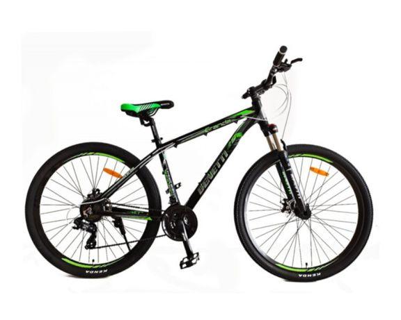 """Горный велосипед BENETTI 29"""" Grande (2021), найнер, алюминиевая рама"""