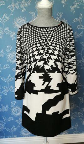 Sukienka w kształcie litery A w rozmiarze S