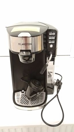 Ekspres,Express,Baristomat Klarstein okazja! nowy ! 6w1! Herbata ,kawa