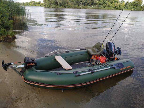 Продам лодку Kolibri KM-360DSL
