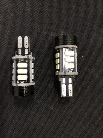 Luzes marcha atrás LED