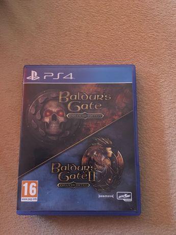 Gra ps4 baldurs gate ll enhanced edition