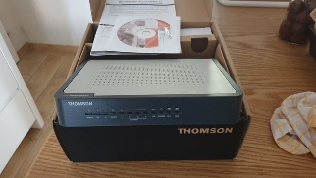 Router Wi Fi Thomson  TWG850-4