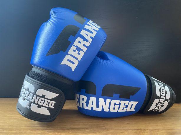 Luvas Boxe - Danger Boxing - Azul