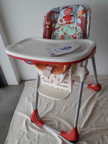 Cadeira de Papa Polly Chicco