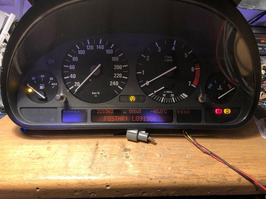 Licznik zegary BMW E53 X5 sprawny. Nieporęt - image 1