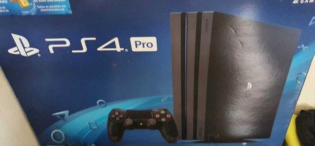 PS4 1 TB PRO  consola