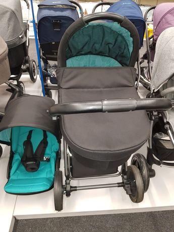 NOWY!!! Wózek X-lander X-Pulse 2 w 1 + torba