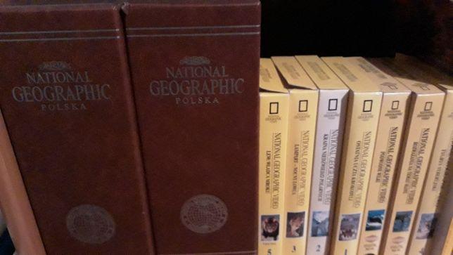SPRZEDAM National Geographic POLSKA -roczniki