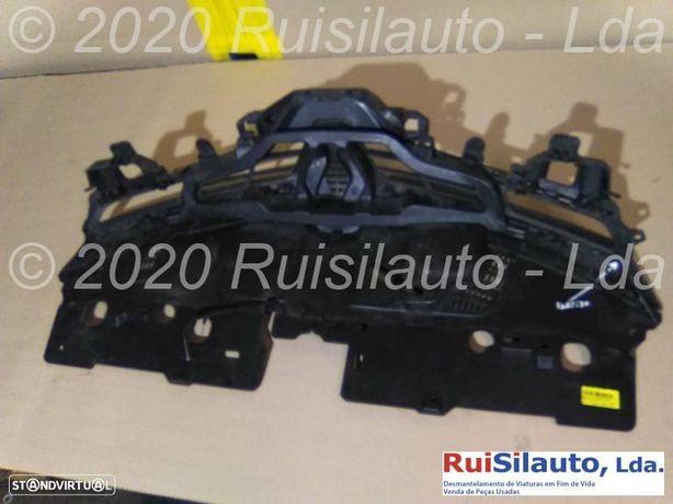 Grelha Frente Principal  Renault Clio Iv (bh_) 1.5 Dci 75 [2012
