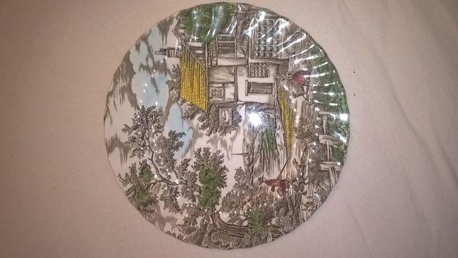 Talerz myśliwski-porcelana The Hunter by Myott